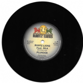 Roots Lions ft. MLK - Plunder / Plundering Dub (Rootz Lions) 7""